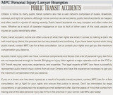 Profile Photos of MPC Personal Injury Lawyer