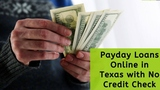 Payday Loan Online Texas, Houston