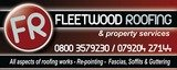 Banner  of Fleetwood roofing services roofer Barnsley South Yorkshire sheffield