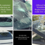 Best Windshield Replacement Company-J1 Auto Glass
