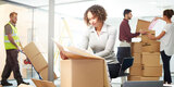 In addition to packing services, we offer a wide range of moving options