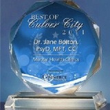 Profile Photos of Dr. Jane Bolton, PsyD, LMFT, CC