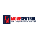 Move Central San Diego Movers & Storage, San Diego