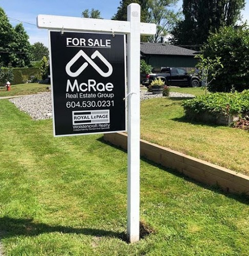 McRae Real Estate Group of McRae Real Estate Group 8387 Young Road - Photo 2 of 4