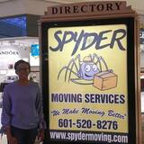 Spyder Moving Services 3290 New Getwell Rd Suite 204