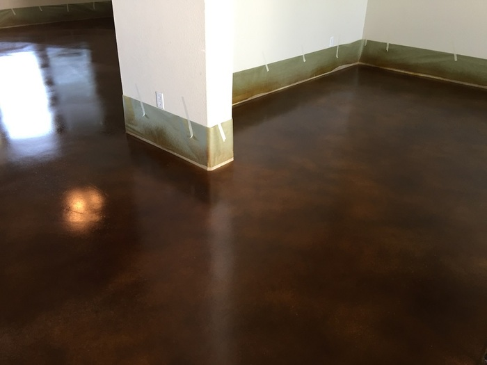 New Album of SAT Stained Concrete . - Photo 1 of 10