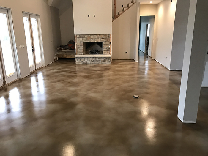 New Album of SAT Stained Concrete . - Photo 4 of 10