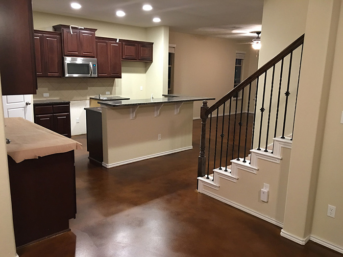 New Album of SAT Stained Concrete . - Photo 8 of 10