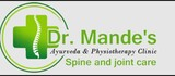 Dr Mande's Ayurvedic & Physiotherapy clinic Rh-3, Nayan Co. Housing Society, Plot No-16, Sec-10, Landmark: Near Water Tank &, near Gaondevi Mandir