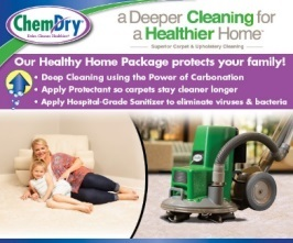 A Deeper Cleaning For a Healthier Home Profile Photos of Chem-Dry of Allen County IV - - Photo 1 of 6