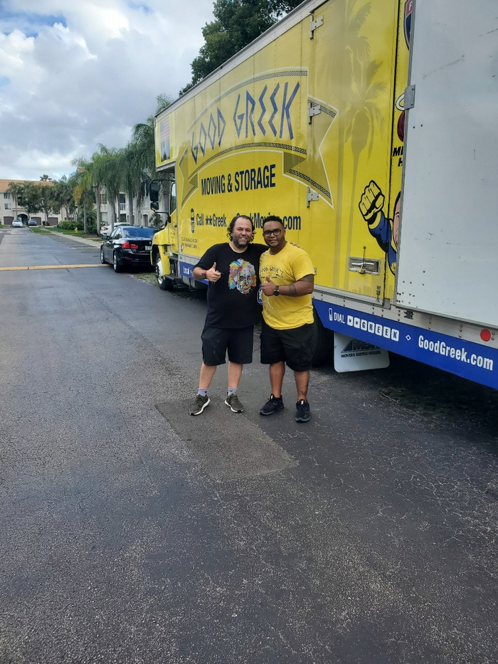 New Album of Good Greek Moving & Storage Greenville - - Photo 9 of 10