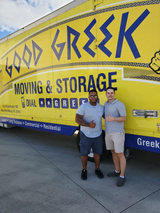 Good Greek Moving & Storage Greenville, Simpsonville