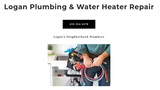 Logan Plumbing & Water Heater Repair Logan