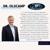 Dr Adam Olscamp Bio Orthopedic Sports Institute 1233 N Northwood Center Ct