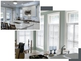 Shutters - Add a timeless & versative look to your home. Couvrant Interior Window Fashions -
