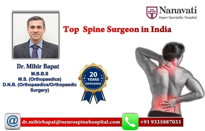 Profile Photos of top spine surgeon in india Ahmed Saied Sreet EL KAWTHER - Photo 1 of 2