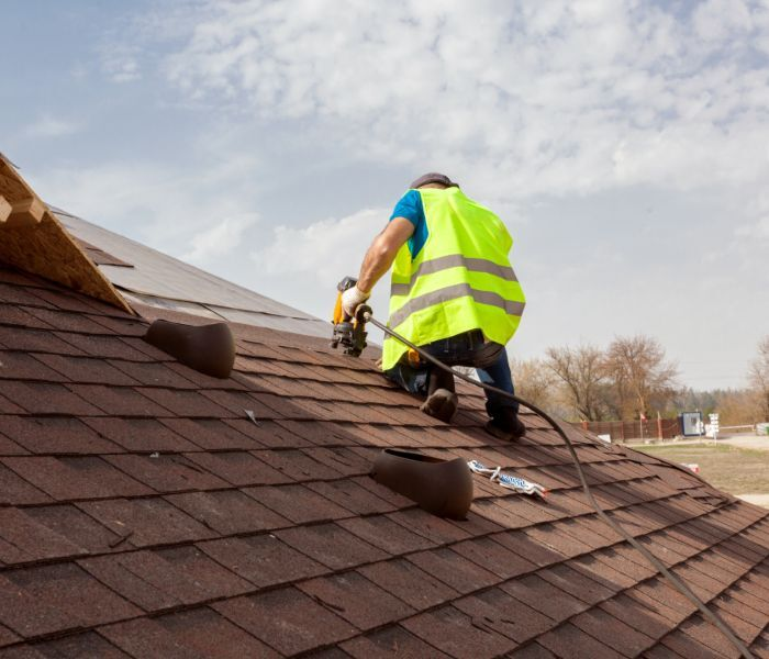 roofing topeka ks of The Topeka Roofers 600 NW Broad St - Photo 2 of 10