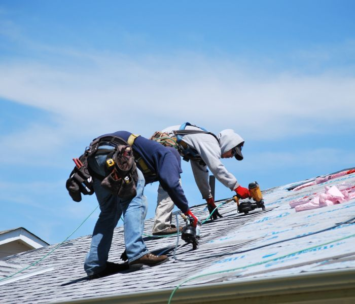 roofing topeka ks of The Topeka Roofers 600 NW Broad St - Photo 4 of 10