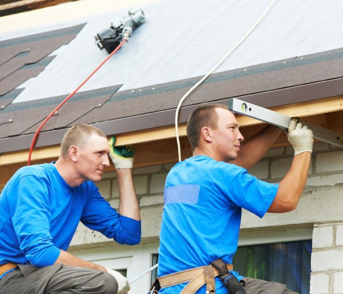 roofing topeka ks of The Topeka Roofers 600 NW Broad St - Photo 7 of 10