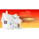 Summers Plumbing Heating & Cooling 4130 Corridor Dr., Suite A