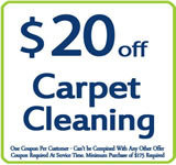 Cleaning Carpet in Houston