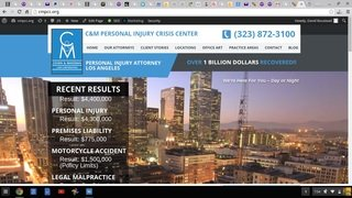 Cohen and Marzban Personal Injury Crisis Center