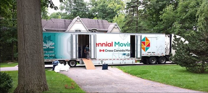 Movers Canada of Centennial Moving 400 English Dr Unit 201 - Photo 1 of 4