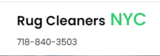 Rug Cleaners NYC 403 W 57th St,