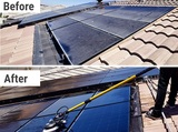 OC Solar Panel Cleaning Serving area
