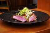 Succulent grilled duck with vermicelli salad, tossed with Asian herbs & Thai citrus dressing James St Bar + Kitchen 100 James Street, Ground Floor