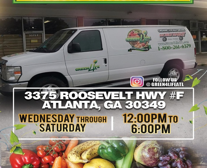 Profile Photos of Green 4 Life Farmers Market 3375 Roosevelt Hwy Suite F - Photo 2 of 9
