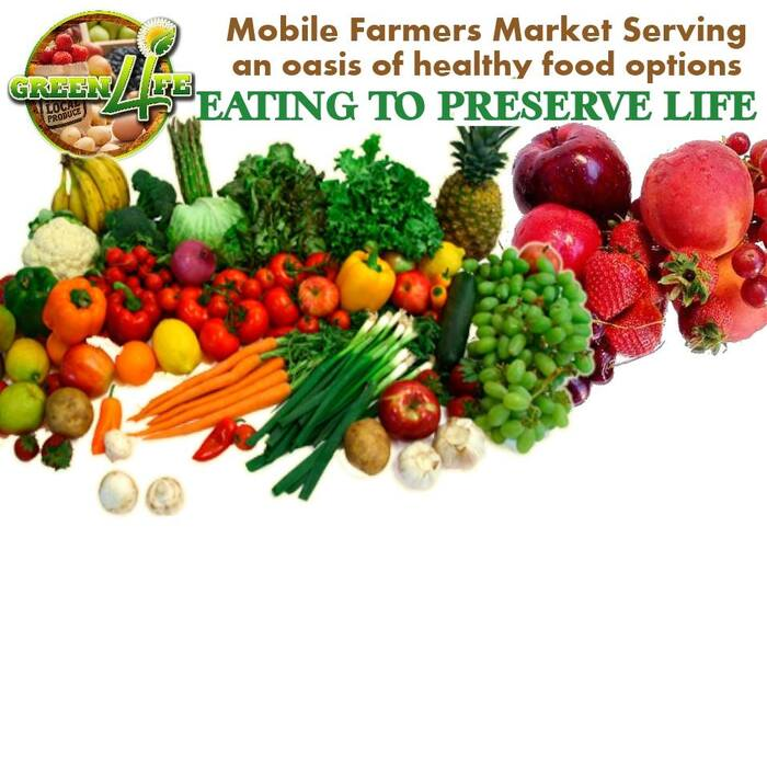 Profile Photos of Green 4 Life Farmers Market 3375 Roosevelt Hwy Suite F - Photo 8 of 9