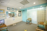 Spacious and well lit waiting area at Karimi Dental of Long Beach Karimi Dental of Long Beach 3840 Woodruff Ave #208