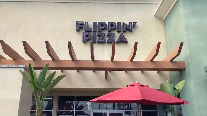 Flippin' Pizza 5 minutes to the south of Karimi Dental of Long Beach Places near Karimi Dental of Long Beach of Karimi Dental of Long Beach 3840 Woodruff Ave #208 - Photo 3 of 9