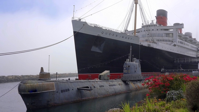 The Queen Mary just 14 miles to the southwest of Karimi Dental of Long Beach Places near Karimi Dental of Long Beach of Karimi Dental of Long Beach 3840 Woodruff Ave #208 - Photo 7 of 9