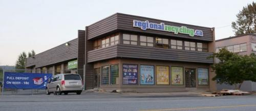 New Album of Regional Recycling Burnaby Bottle Depot 2876 Norland Ave - Photo 1 of 3