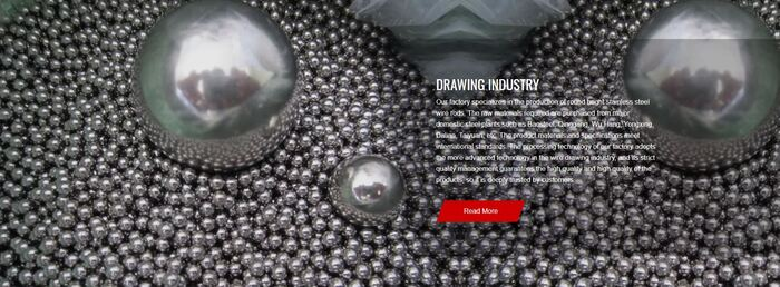 Profile Photos of Best Stainless steel ball Manufacturer China 1 Copper Row - Photo 4 of 5