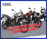 Chelsea Motorcycles Group, London