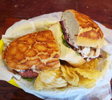 Johnathan's Sandwich House and Catering, Alameda