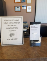 Contractor's Exam Center 3170 E Sunset Rd., Suite # B