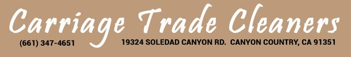 Profile Photos of Carriage Trade Cleaners 19324 Soledad Canyon Rd. - Photo 2 of 4