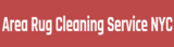 Area Rug Cleaning Service NYC SERVING
