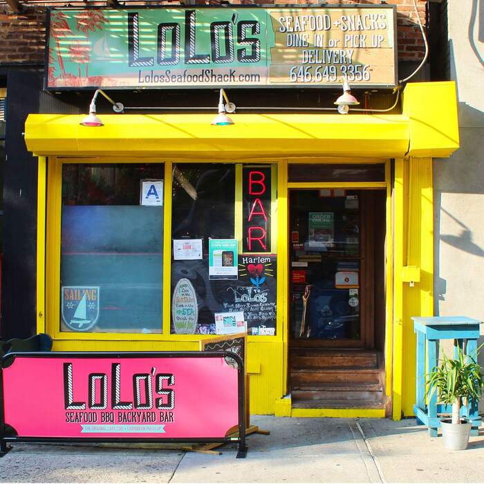 New Album of LoLo's Seafood Shack 303 W 116th St - Photo 9 of 9