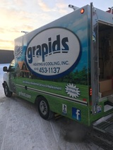 Grapids Heating & Cooling, Inc 3325 3 Mile Road Northwest