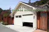 Alpharetta Garage Door Sections