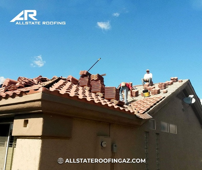 Profile Photos of Phoenix Roofers by Allstate Roofing Contractors 2955 W Clarendon Ave - Photo 2 of 2