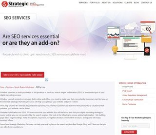 Search Engine Optimization Company | SEO Management Services
