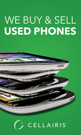 Cellairis- Sell, Trade and Buyback iPhone's and Tablets