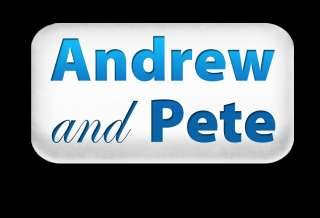 Andrew and Pete