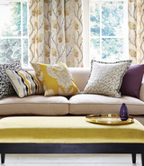 Soft Furnishings of Creative Curtains and Blinds